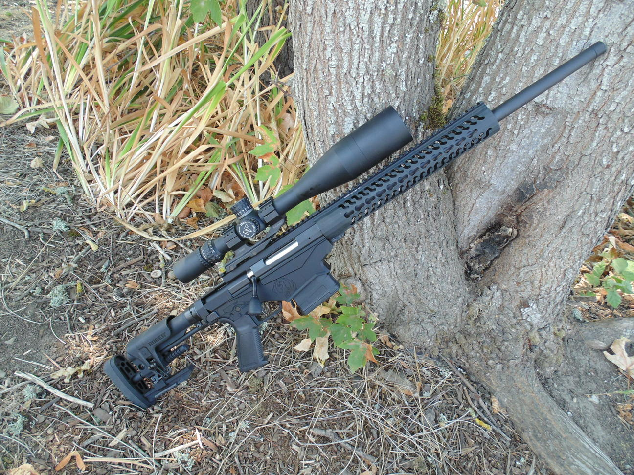 Scope Ring Height For Ruger Precision Rifle