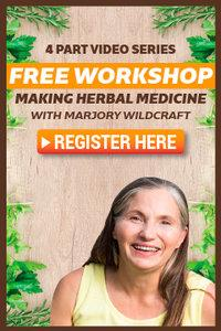Learn how to make 8 herbal preparations