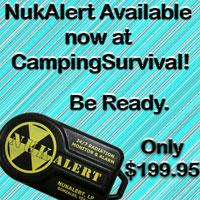 Camping Survival NukAlert