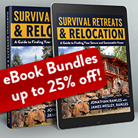 SurvivalRetreats & Relocation Book