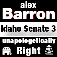 Alex Barron for Idaho Senate
