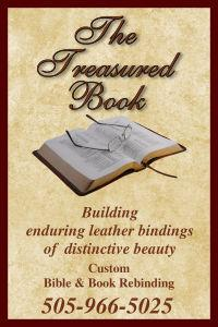 The Treasured Book - Bookbinding