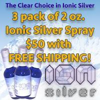 Ion Silver the clear choice in Ionic Silver