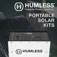 Humless Solar Generator Kits