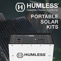 Humless Solar Generator Kits