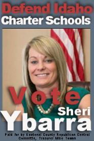 Vote Sherri Ybarra
