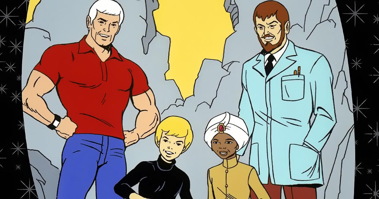 The Return of Jonny Quest (on DVD)