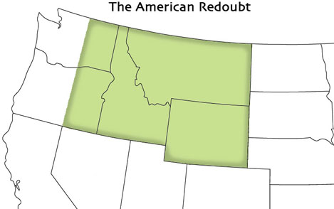 The American Redoubt — Move to the Mountain States