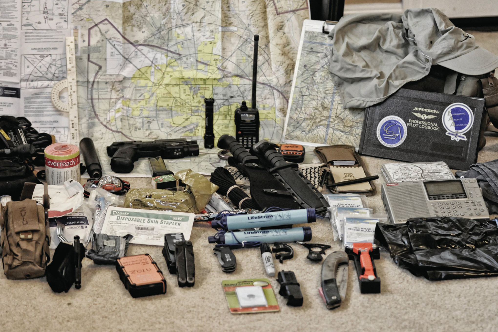 The World of the Bug Out Bag, by D.M. – Part 1