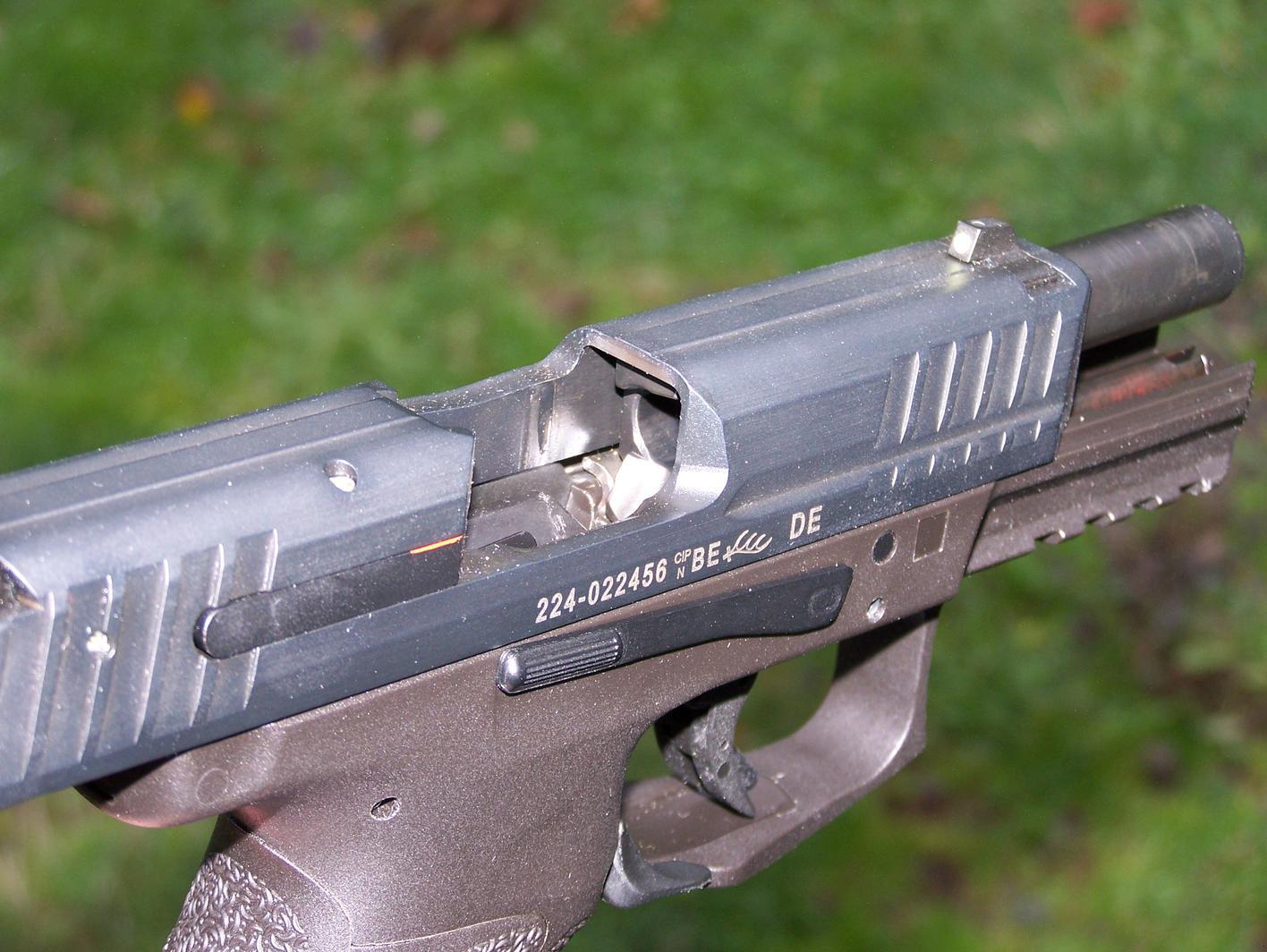 Pat Cascio's Product Review: H&K VP9 – SurvivalBlog.com