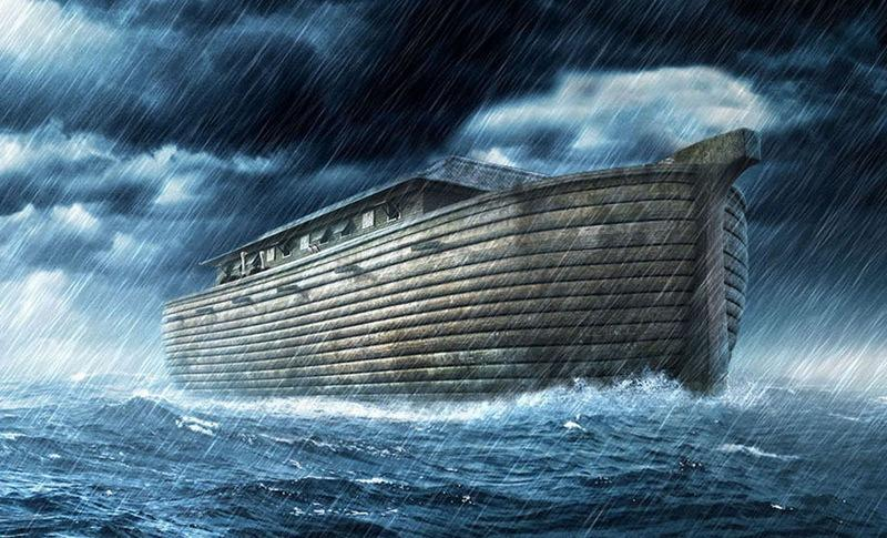 Prepper Lessons from Noah's Ark, by C.H.