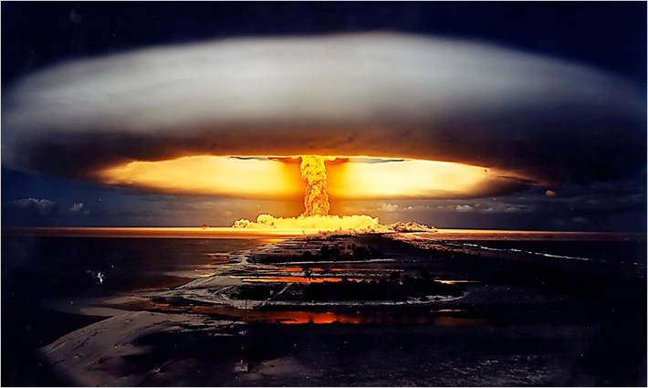 Radiation Issues In Nuclear Blasts- Part 1, by Dr. Bones of doomandbloom.net