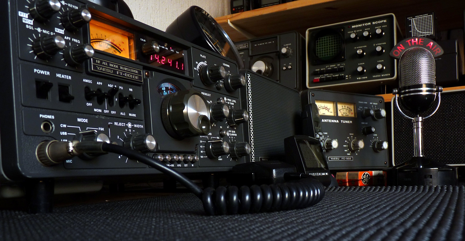 Radio Communication Methods During Emergencies- Part 1, by R. in NC