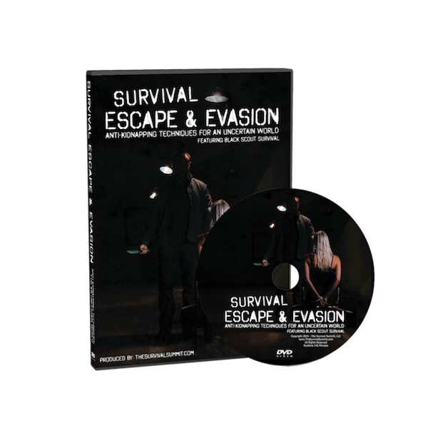 Pat Cascio's Product Review: Survival, Escape & Evasion
