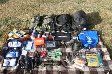 A Holistic Approach to Packing a 72-Hour Bug Out Bag- Part 1, by C.T.