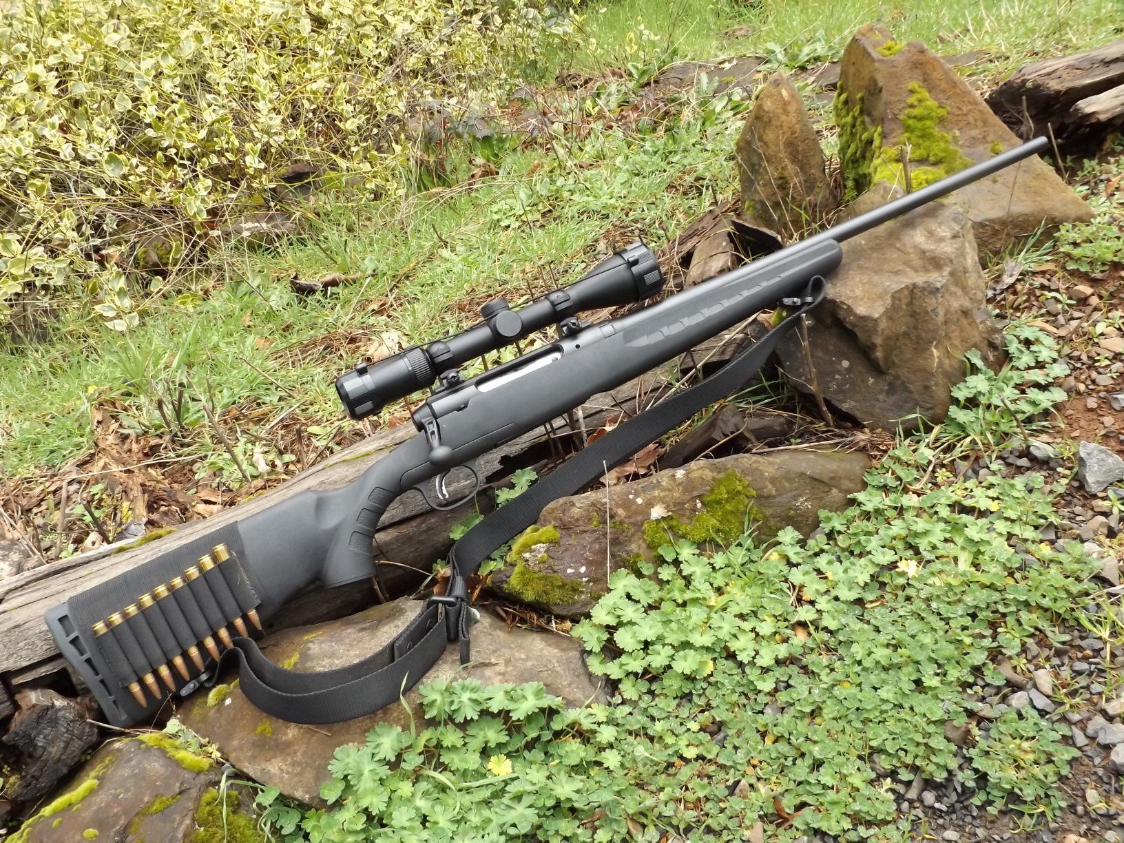 Letter Re: Comments on Savage Bolt Action Rifles