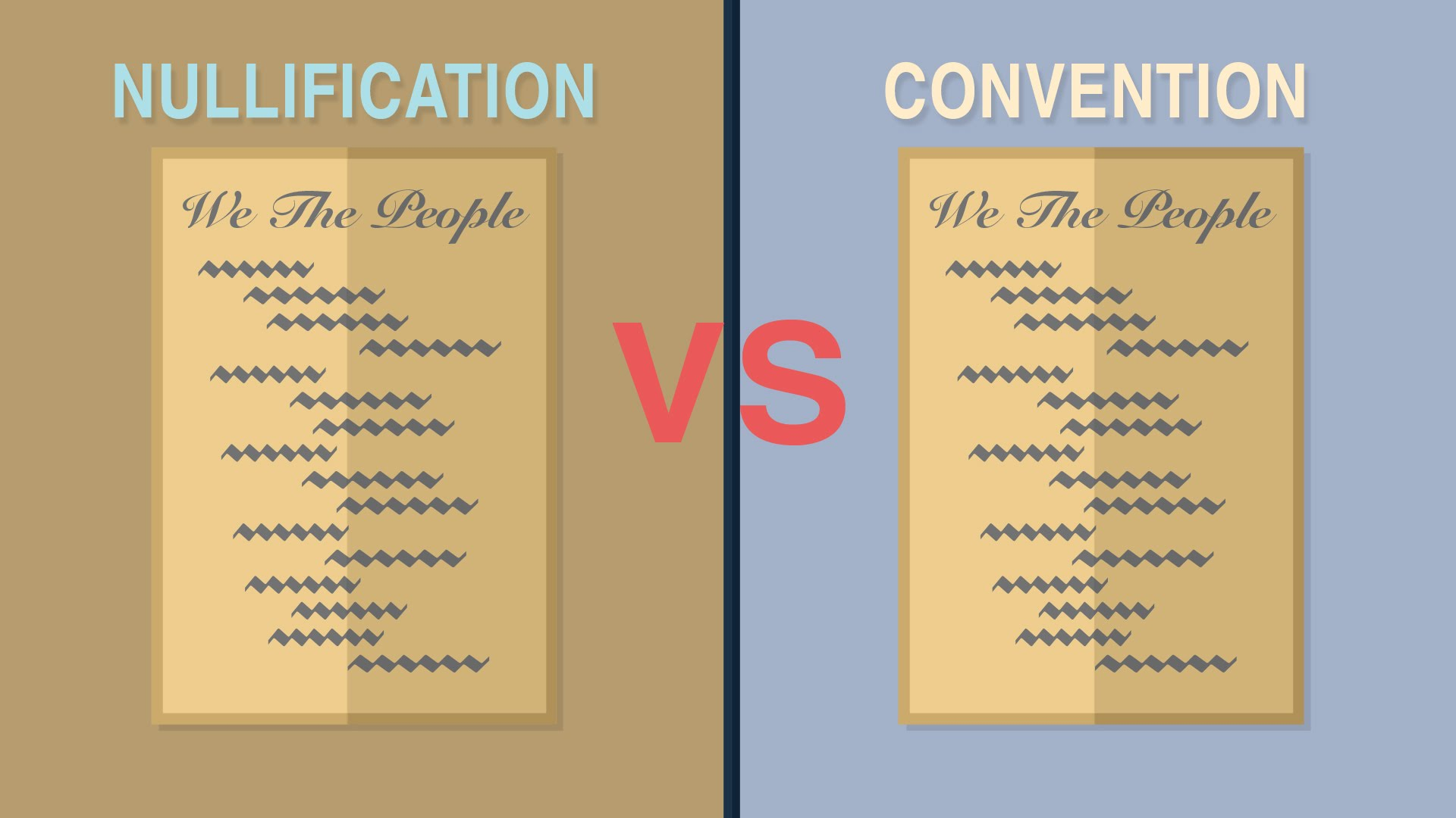 Letter Re: Nullification vs. Article 5 Convention