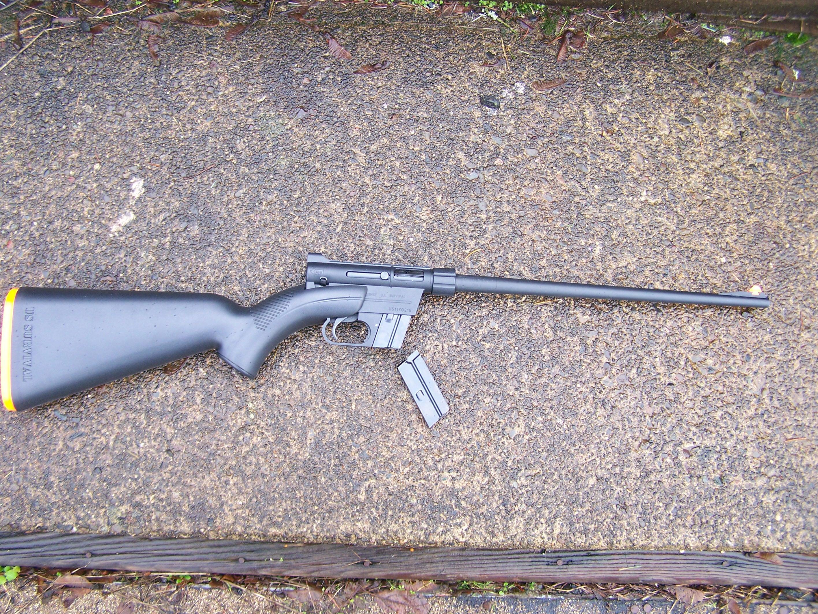 Letter Re: Pat Cascio's Product Review – AR-7