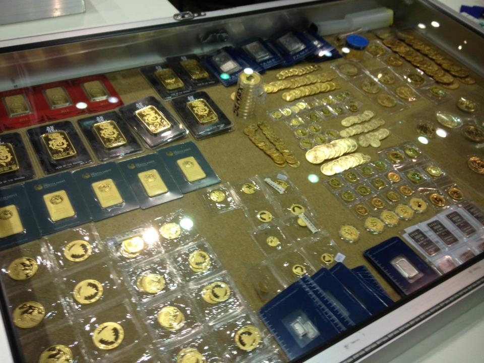 April in Precious Metals, by Steven Cochran of Gainesville Coins
