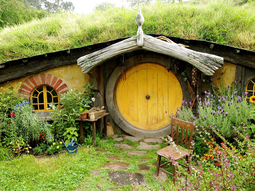 Letter Re: Hobbit Houses