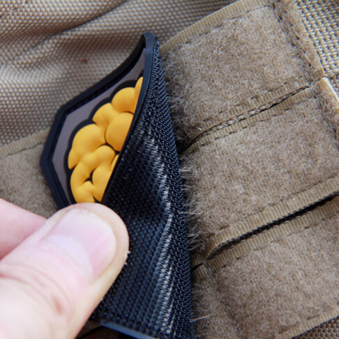Two Letters Re: Velcro on Tactical Gear