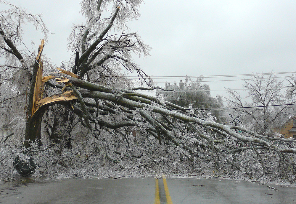 E-Mail 'Lessons From the Oklahoma Ice Storm of 2006, by Dr. Prepper' To A Friend