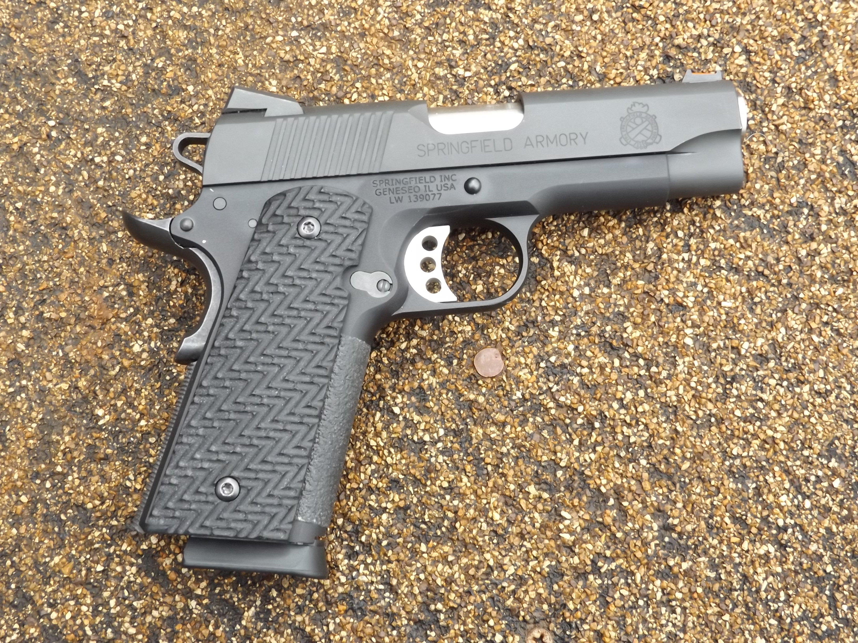 Pat Cascio's Product Review: Springfield Armory, Range