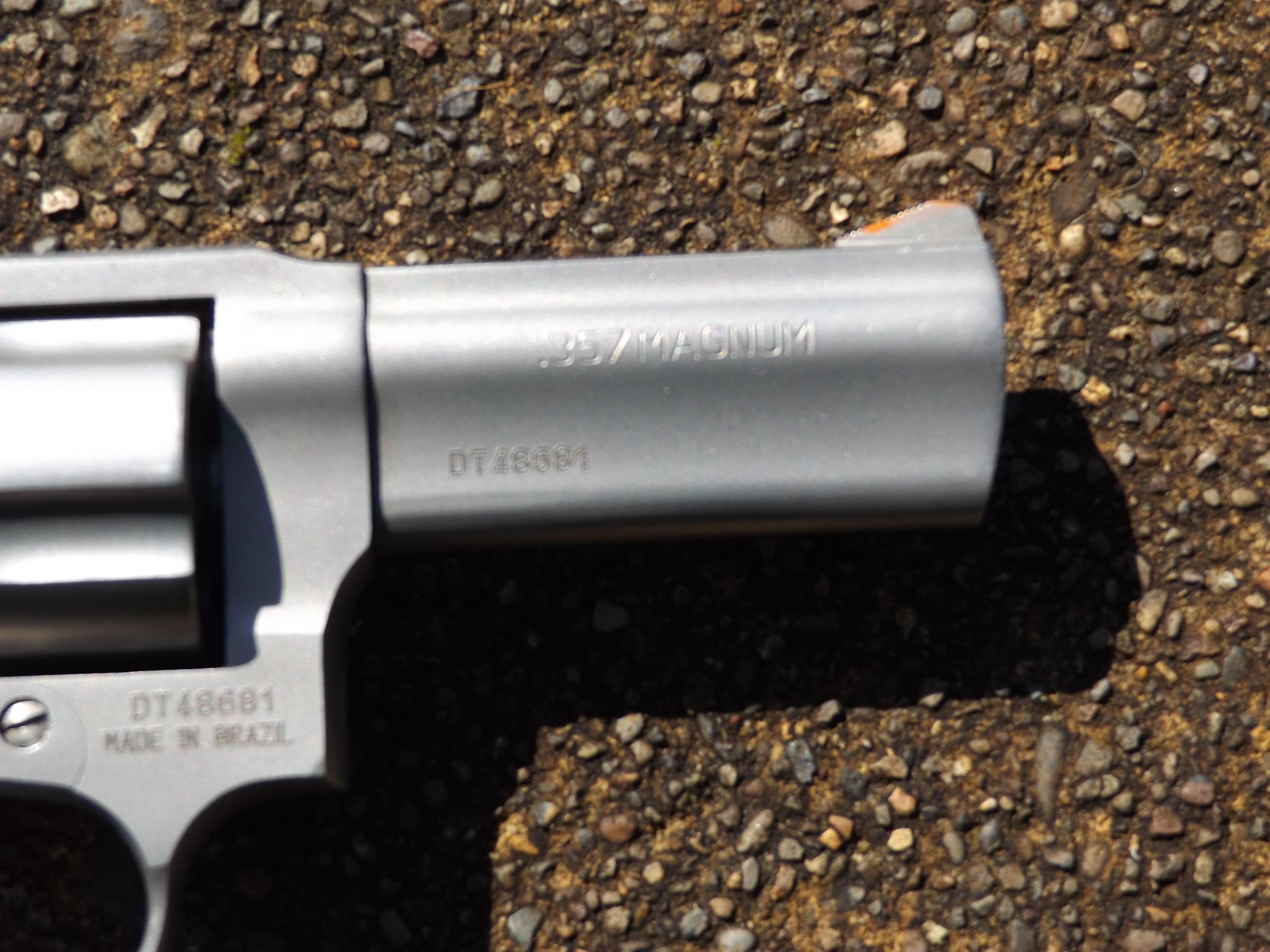 Pat Cascio's Product Review: Taurus 605  357 Magnum