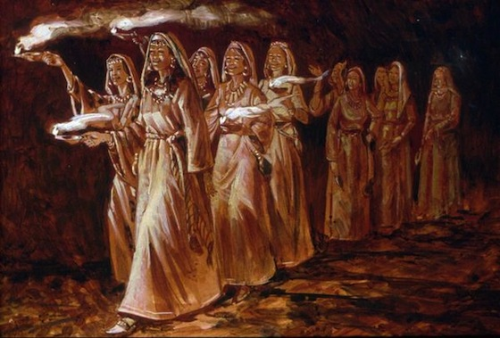 The Bride of Christ in An Apocalyptic World- Part 2, by R.B.