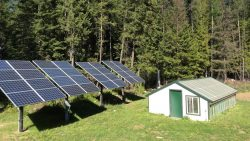 Solar set up