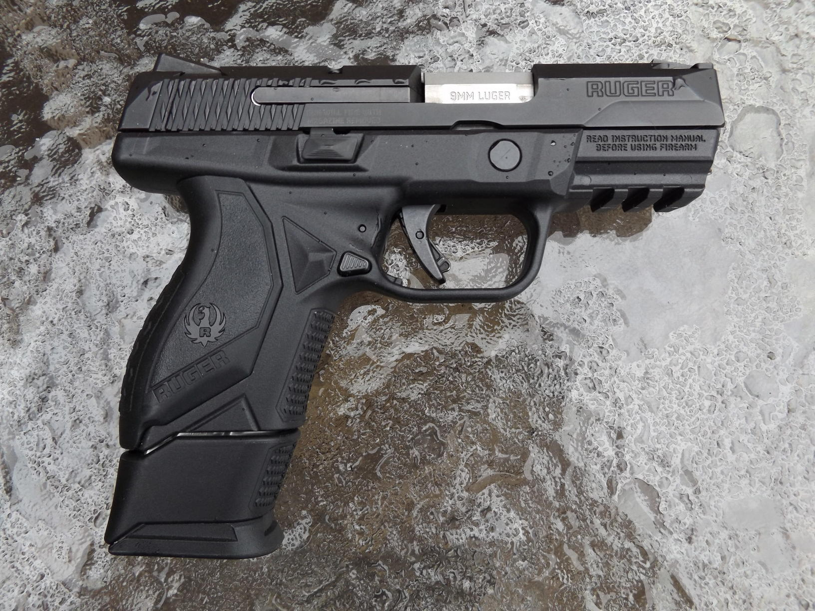 Ruger's American Pistol, 9mm Compact, by Pat Cascio