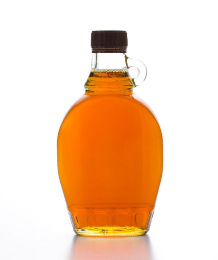 Letter Re: Regarding Maple Syrup
