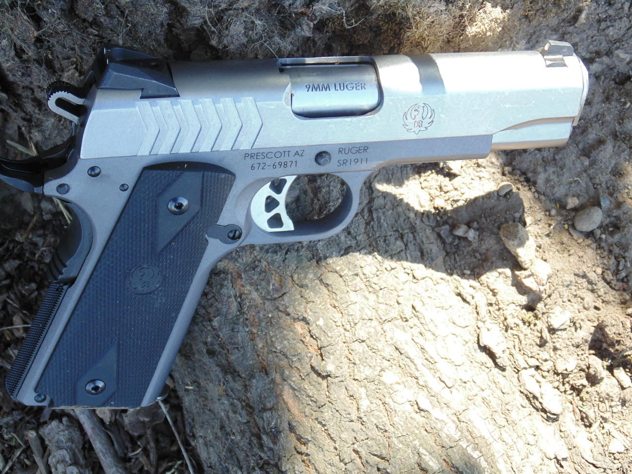 Ruger's SR1911, 9mm, by Pat Cascio
