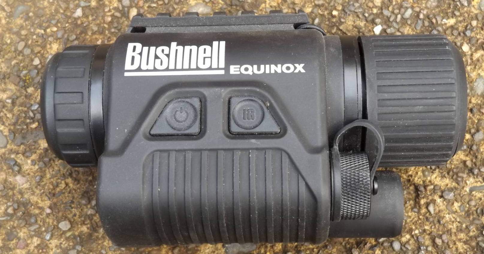 Bushnell Equinox Night Vision Scope, by Pat Cascio
