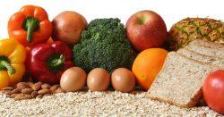 Fruits Vegetables Grains Nutrition