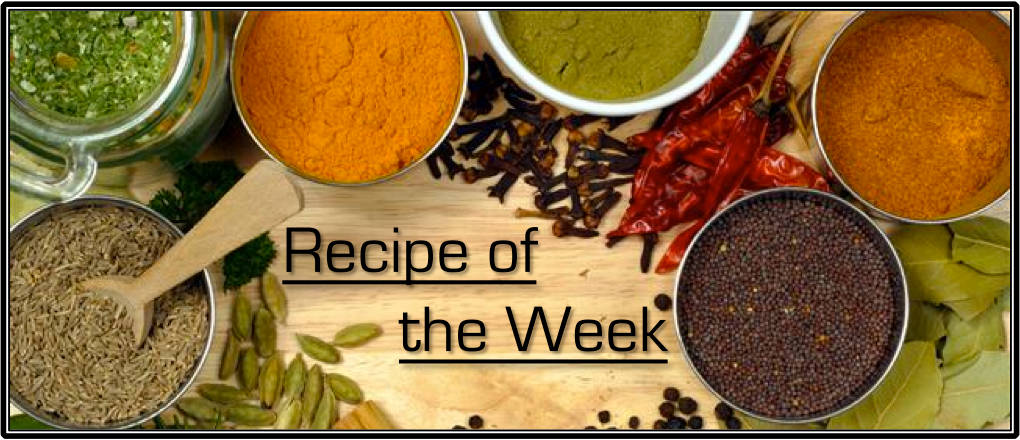 Recipe of the Week: Spaghetti Sauce, by J.M.