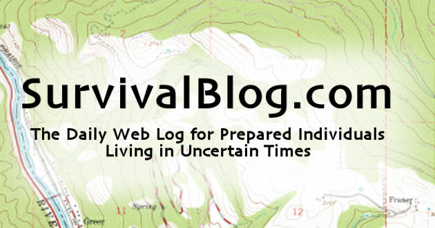 Letter: Why Write an Article for SurvivalBlog?