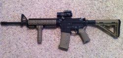 handout gun