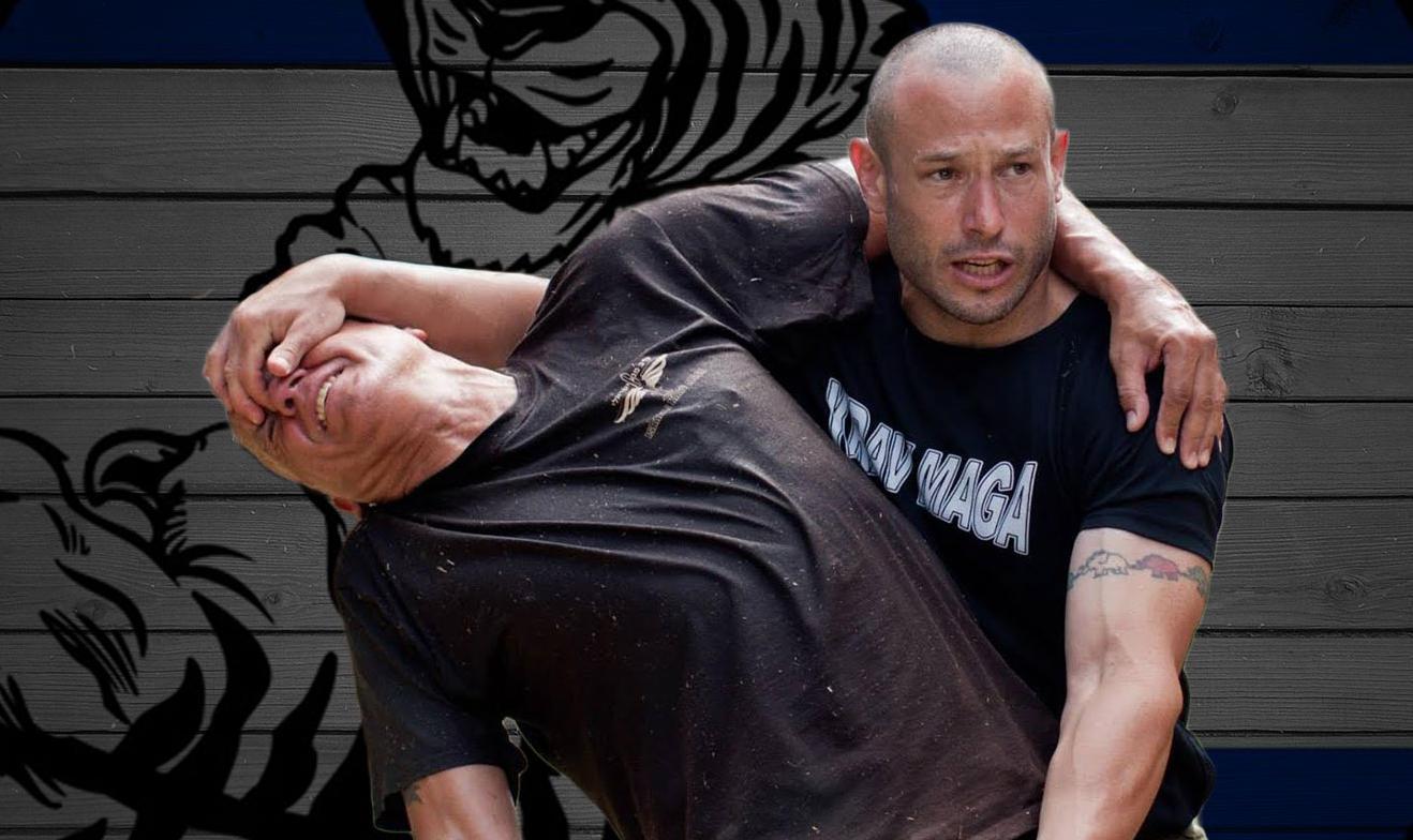 Krav Maga – Militarized MMA, By krav maga practitioner