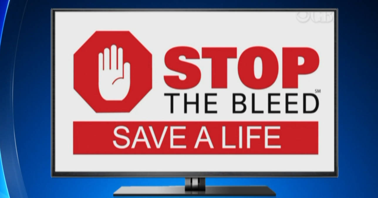 Letter: Stop the Bleed Training