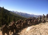 USMC Mountain Survival Course