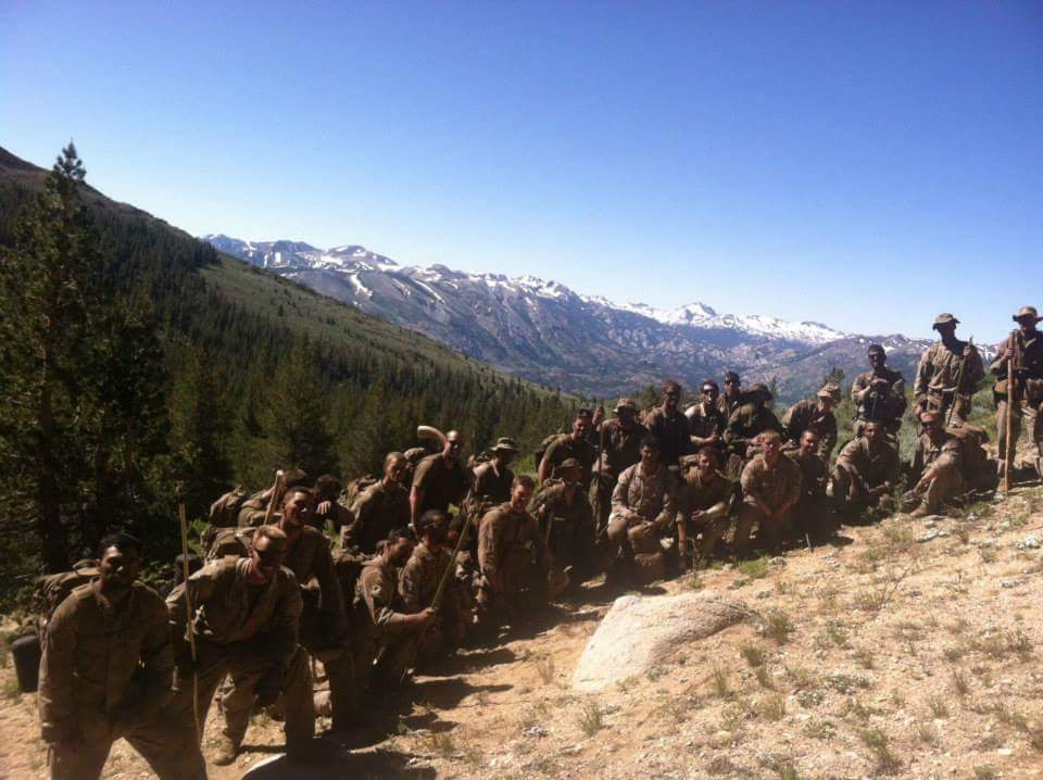 USMC Mountain Survival Course- Part 3, by E.T.