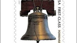 Liberty Bell Postage