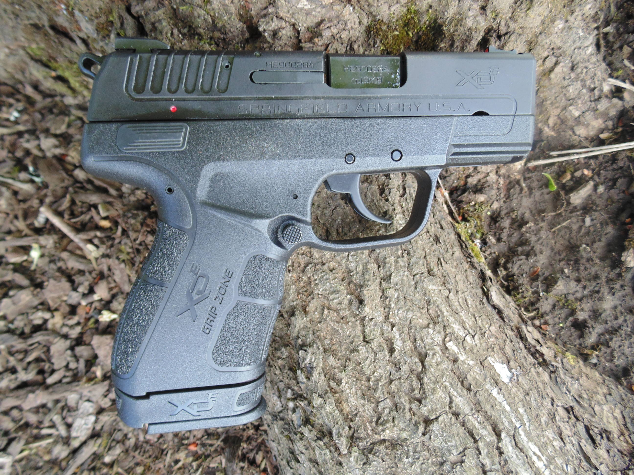 Springfield Armory's XDe 9mm, by Pat Cascio