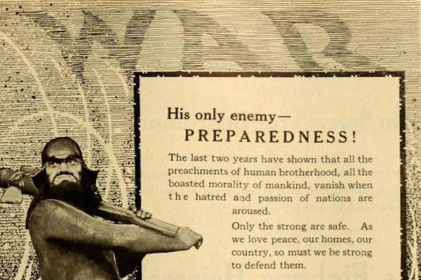 Preparedness Movement History and My Own Preparations- Part 1, by Old Bobbert