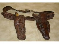 Antique Gunleather