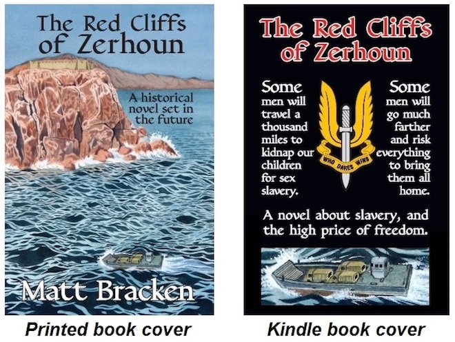 Typeay's Book Review: The Red Cliffs of Zerhoun, by Matt Bracken