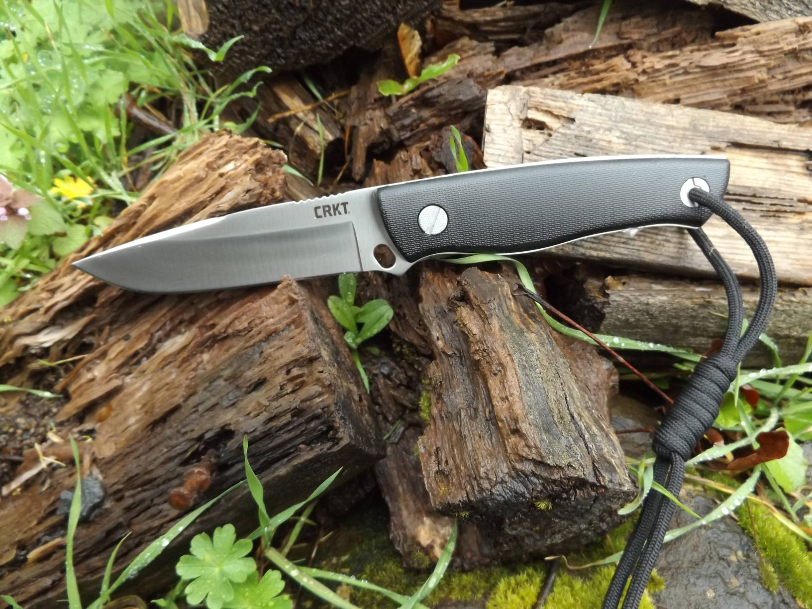 CRKT TSR Knife, by Pat Cascio