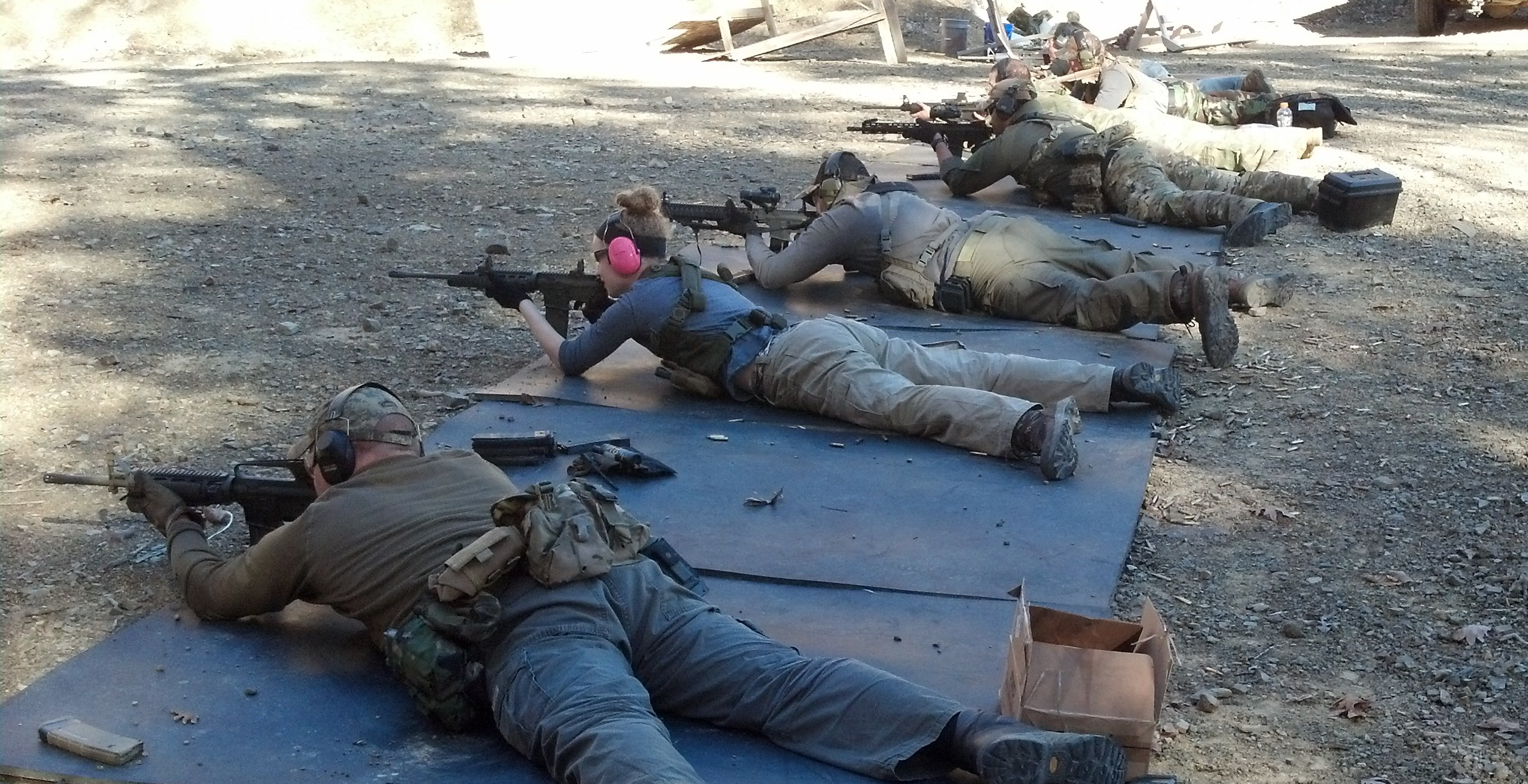 Review of MVT Combat Rifle Skills Class, by T.B.
