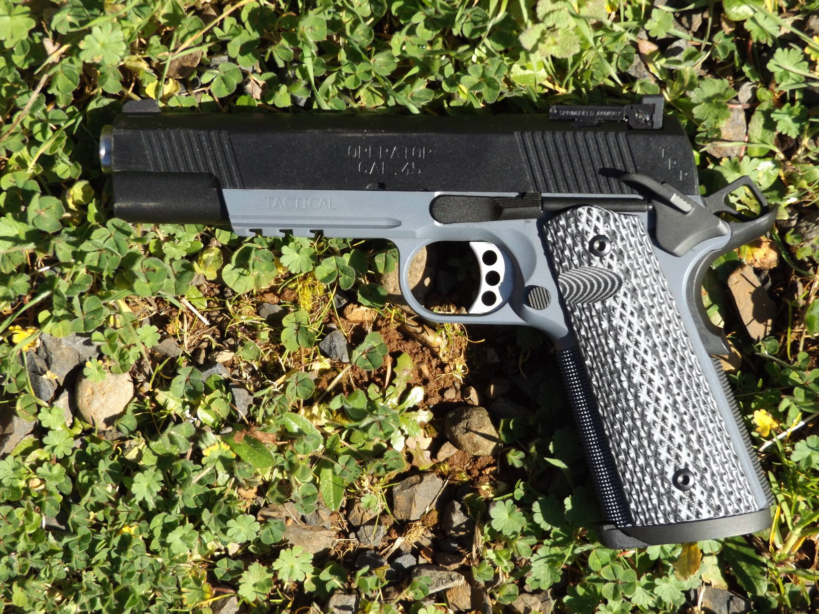 E-Mail 'Springfield Armory TRP Operator 1911, by Pat Cascio' To A Friend